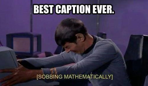 Spock,Star Trek,caption
