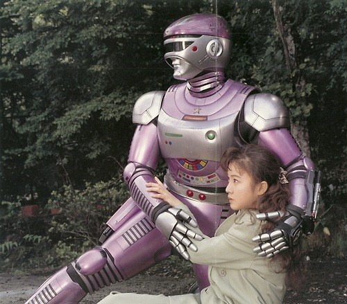wtf,friends,robots,Japan,funny