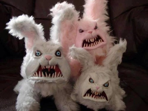 easter scary FAIL list bunny - 766725
