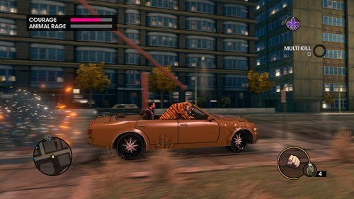 saints row over the top escort missions - 7667407872