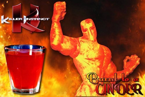 shots killer instinct video games funny cocktail - 7667414272