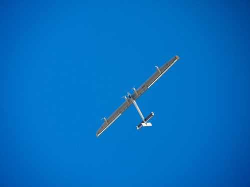 technology solar power science airplane - 7667685632