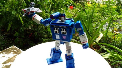transformers tarids doctor who DIY - 7667892736