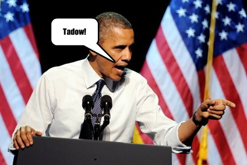 Tadow!