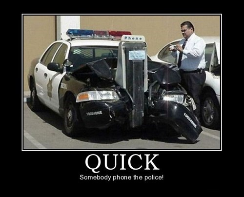 quick,car,funny,police