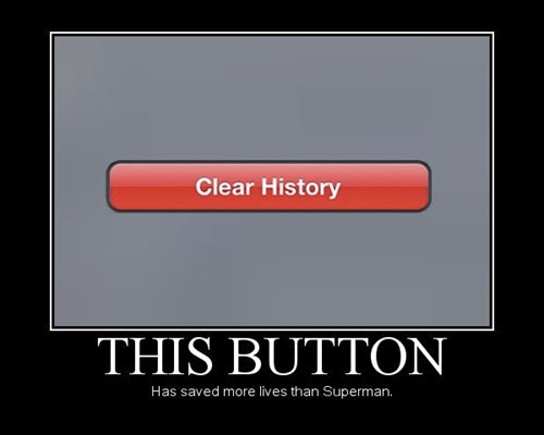 button history saves lives clear - 7668221696