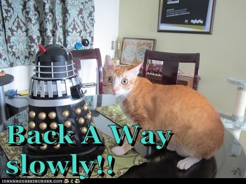 Back A Way slowly!!