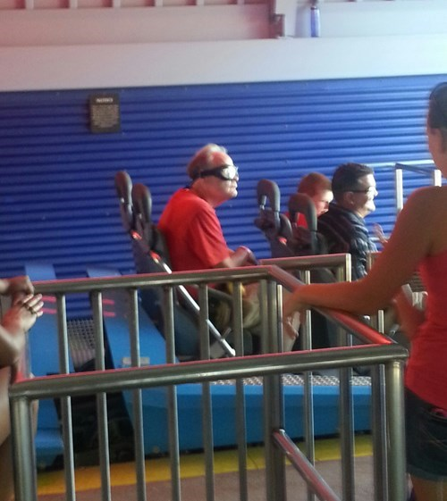 old people rock,funny,roller coaster