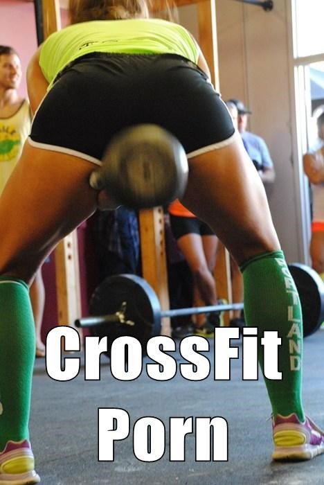 CrossFit pr0n