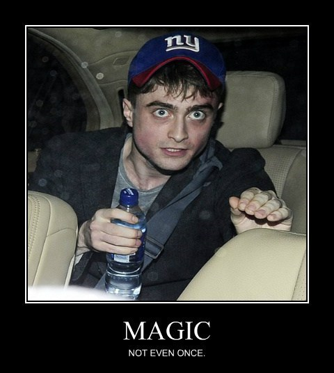 Harry Potter water drug stuff funny magic - 7668555520