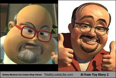 toy story jimmy neutron ice cream totally looks like cgi funny - 7668635648