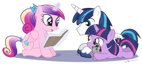 cadance art twilight sparkle stories - 7668760320
