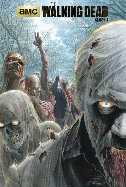 art comics amc TV The Walking Dead - 7668943616