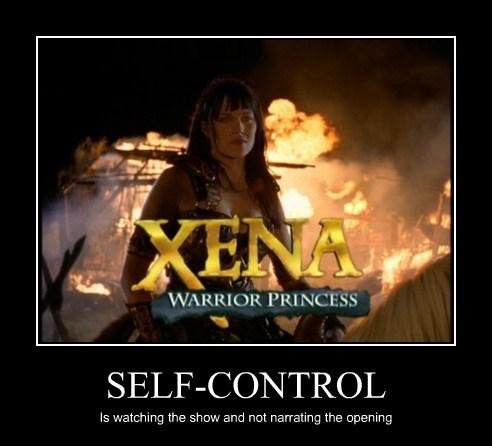 narration Xena self control funny - 7668951040