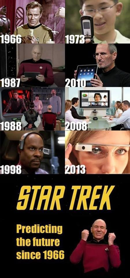 Star Trek,Tech,science
