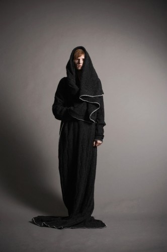 grim reaper coat blanket blankoat