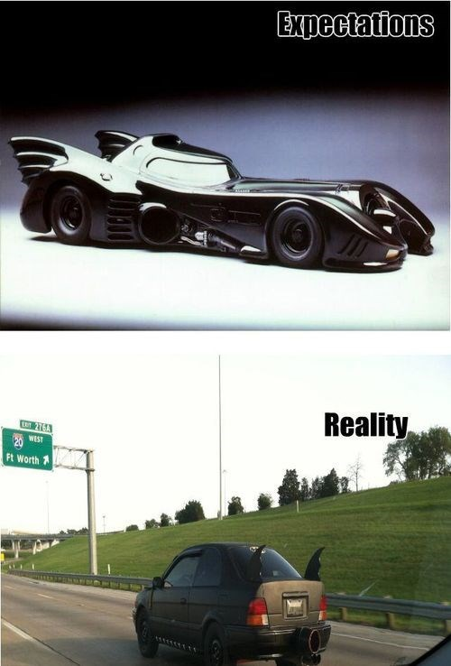 batmobile cars batman funny - 7670173184