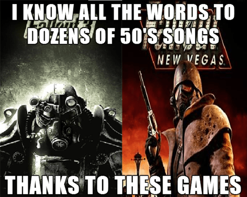 Songs,Music,fallout