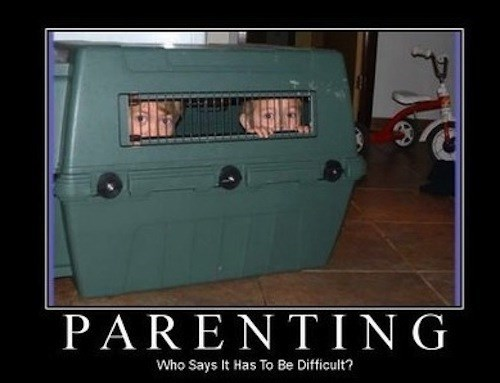 parenting difficult funny - 7670313728