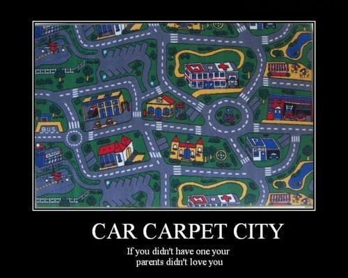 car love funny parents carpet - 7670337536