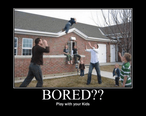 games kids bored funny parents - 7670345472