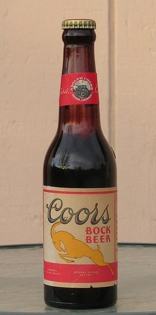 bottle beer bock coors funny - 7670459136