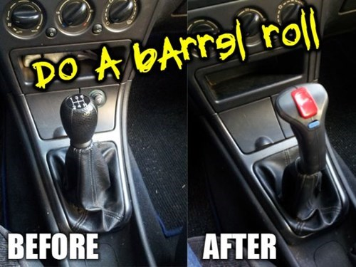 barrel roll design cars funny - 7670574848