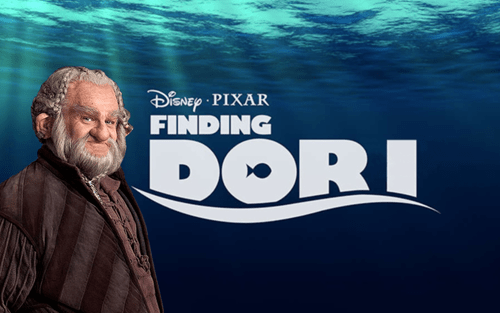 dori finding dory puns The Hobbit finding nemo