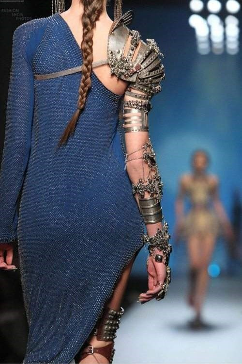 fashion fullmetal alchemist jean-paul gaultier poorly dressed g rated - 7670585088
