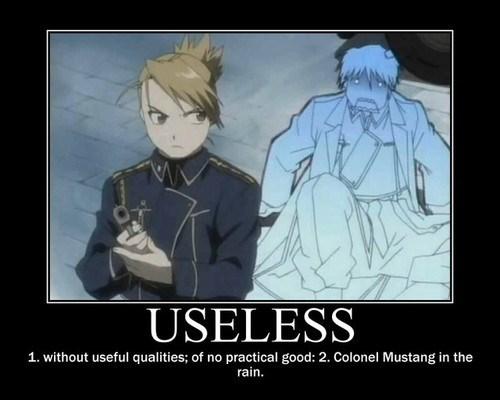 anime,fullmetal alchemist,roy mustang
