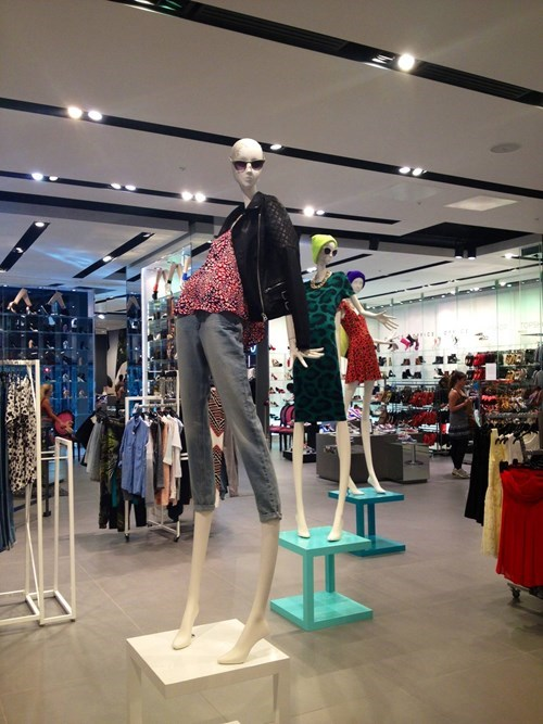 fashion mannequin model funny - 7670871808