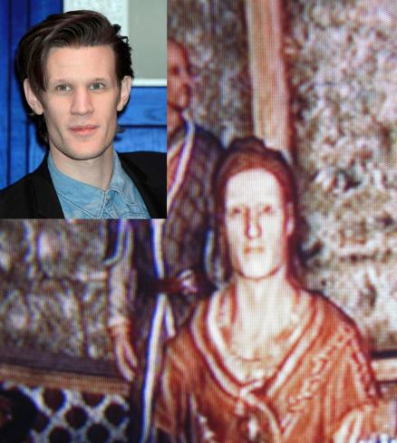 Matt Smith doctor who video games Skyrim - 7671963392