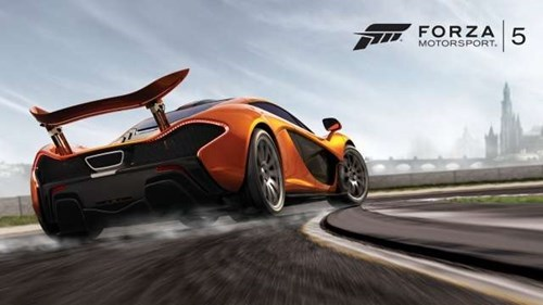 Video Game Coverage forza 5 - 7672300544