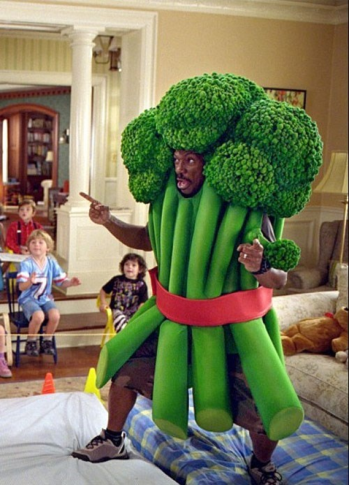 broccoli advice veggies wrestling vegetable