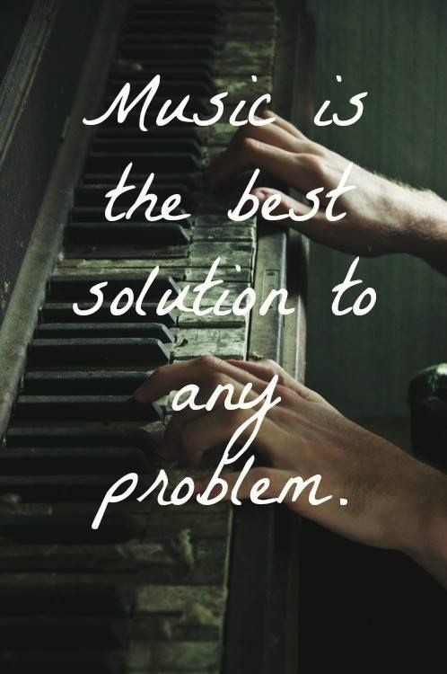 Music,problem,solution