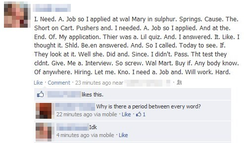 period grammar education stupid failbook g rated