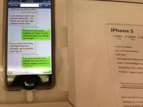 iPhones,wrong numbers,funny,AutocoWrecks