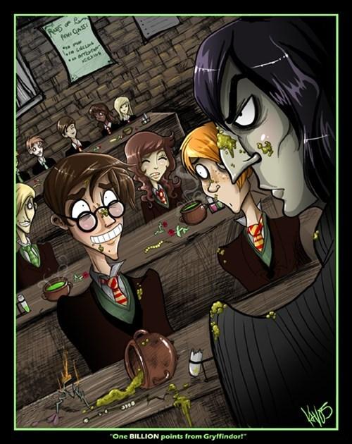 Harry Potter Fan Art - 7672781056