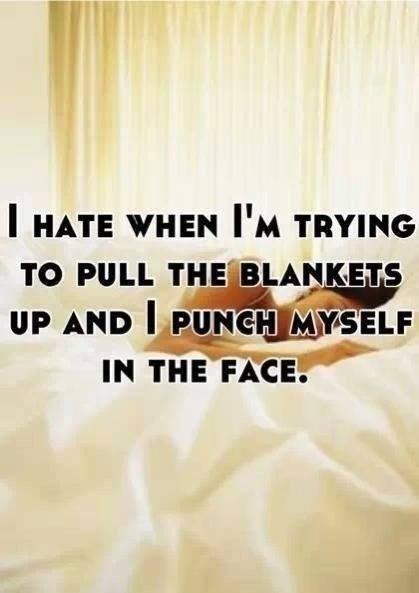 blankets mistakes sleeping - 7672803840
