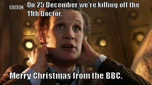christmas special 11th Doctor doctor who - 7672828416