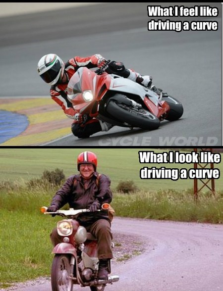 motorcycles what i feel like funny - 7672846336