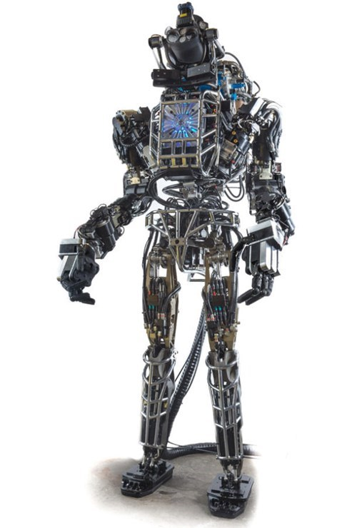 atlas terminator robot science funny g rated School of FAIL