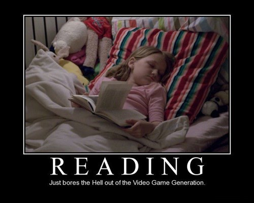 boring reading books funny - 7673158656