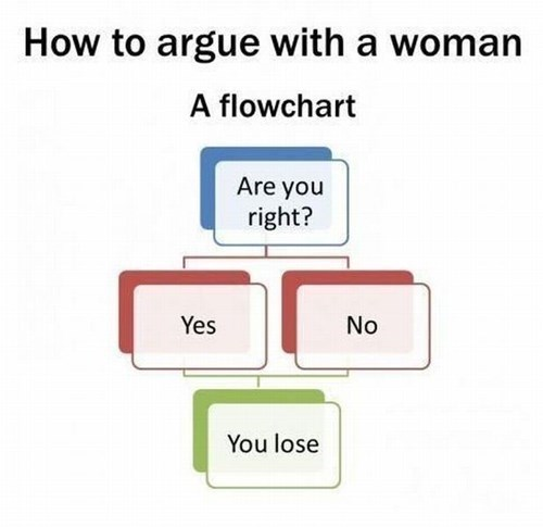 arguing Chart couples men vs women g rated dating