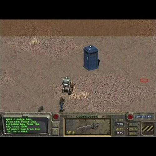 fallout doctor who video games - 7673548800
