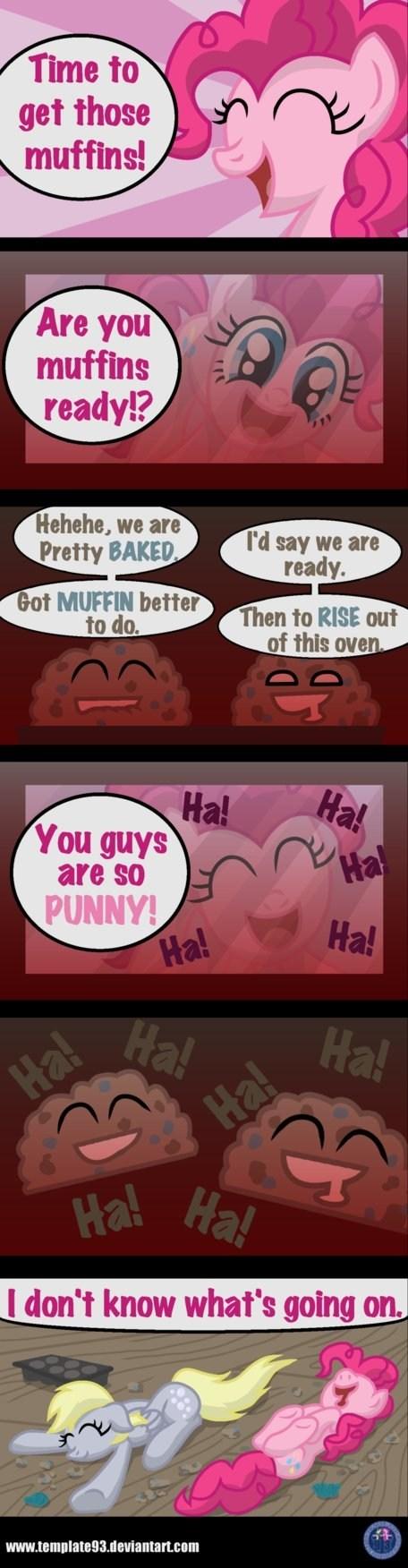 comics,puns,muffins