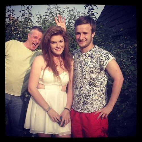 dads photobomb funny - 7674996224