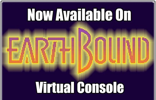 wii U,earthbound,virtual console