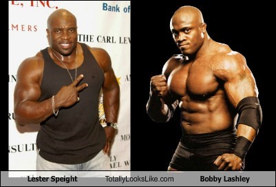 lester speight bobby lashley totally looks like funny