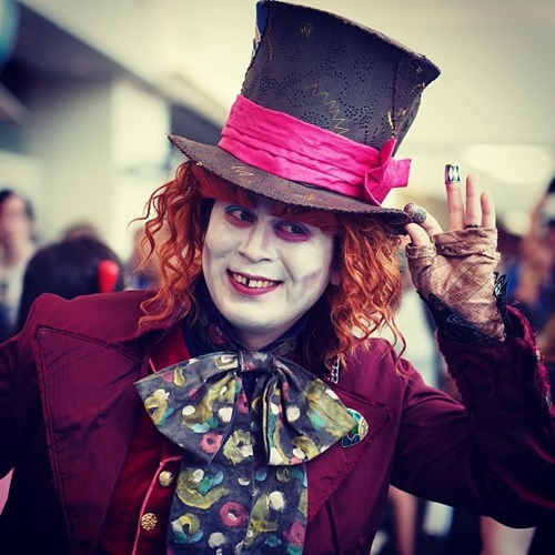alice in wonderland,mad hatter,cosplay,sdcc 2013